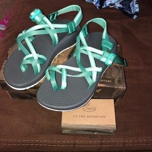 New Chaco shoes